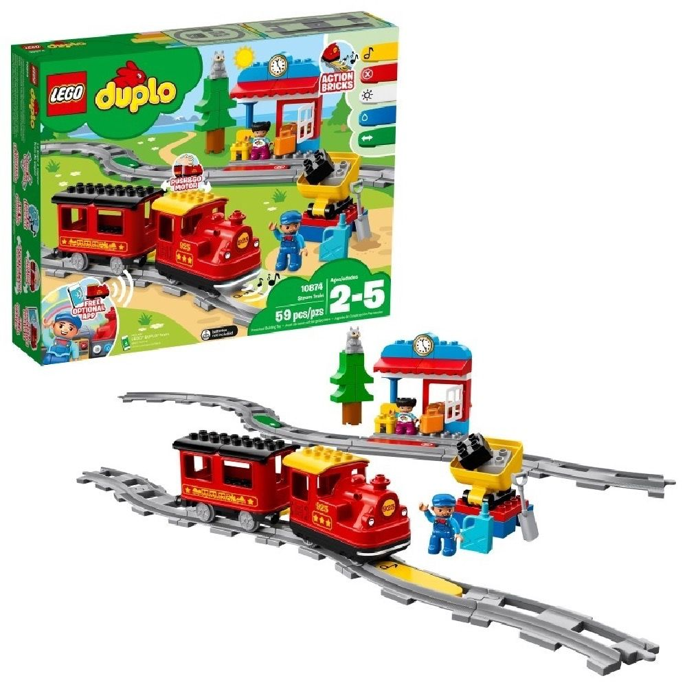 LEGO® DUPLO® Steam Train image 0