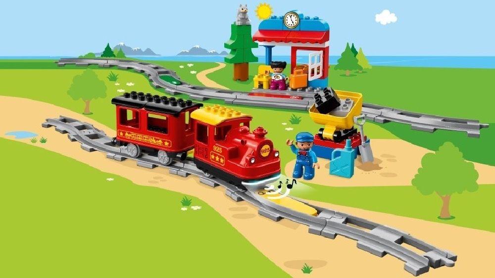 LEGO® DUPLO® Steam Train image 9