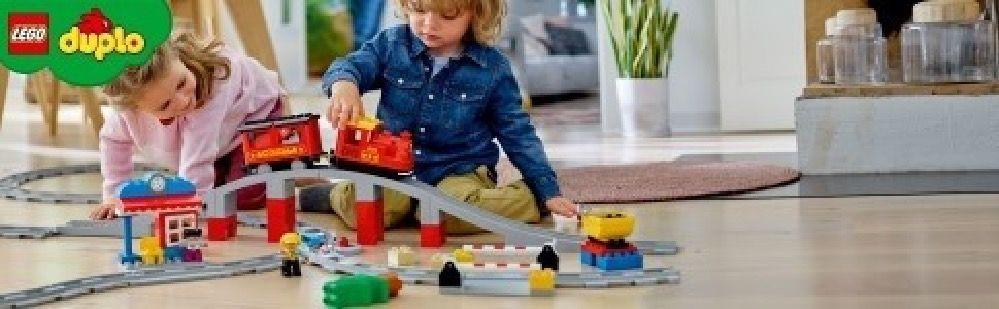 LEGO® DUPLO® Steam Train image 12