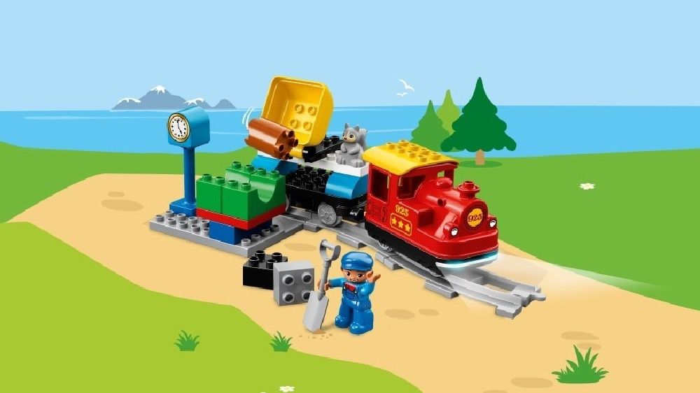 LEGO® DUPLO® Steam Train image 1