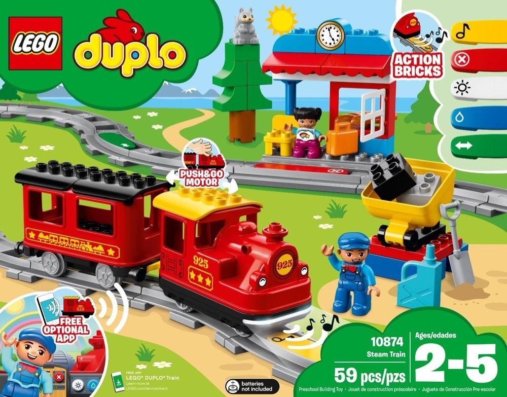 LEGO® DUPLO® Steam Train image 2
