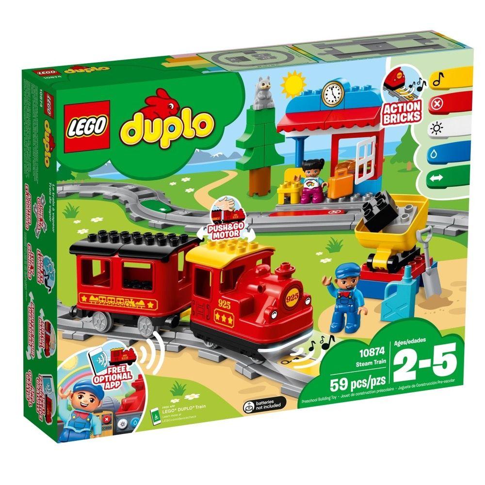 LEGO® DUPLO® Steam Train image 4