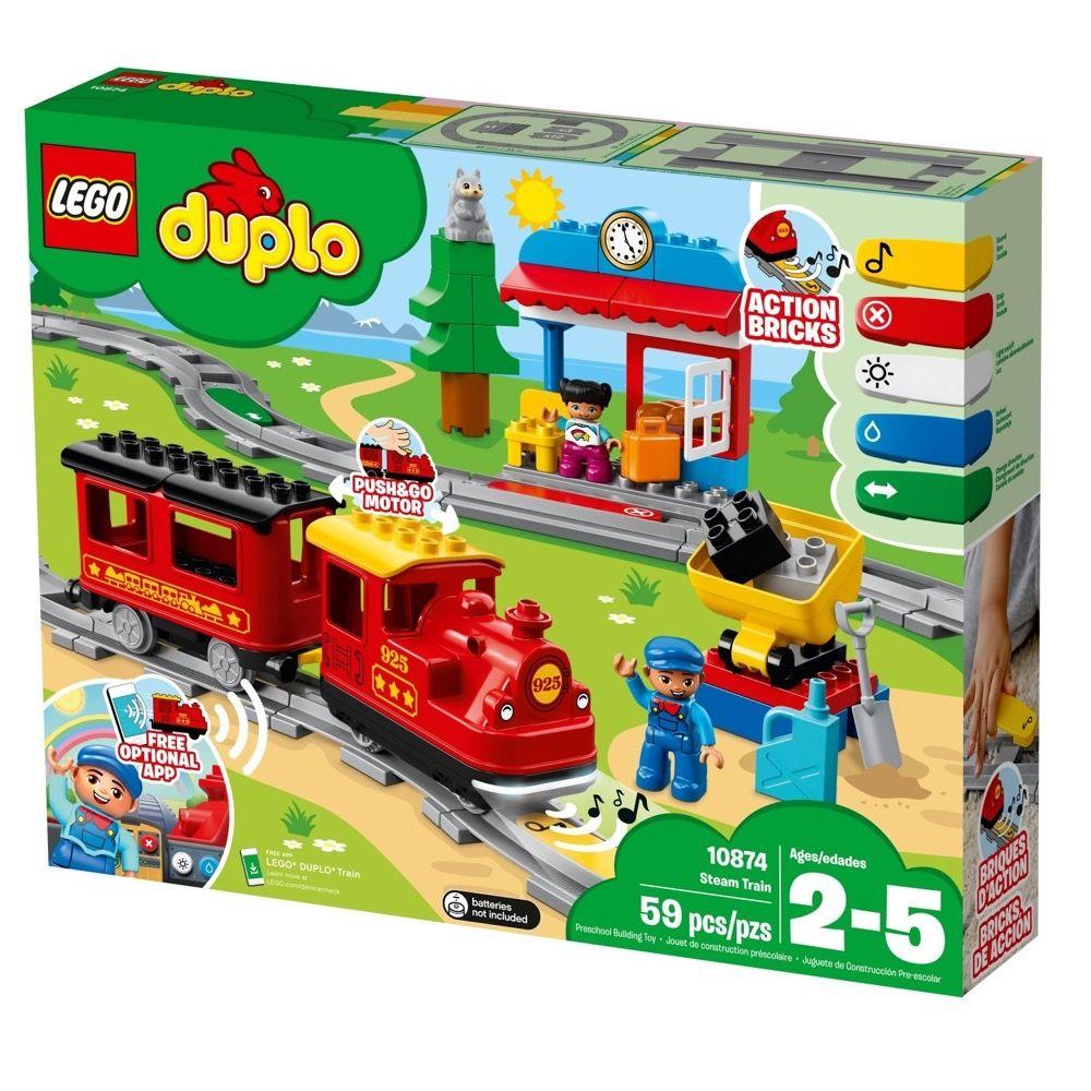 LEGO® DUPLO® Steam Train image 6