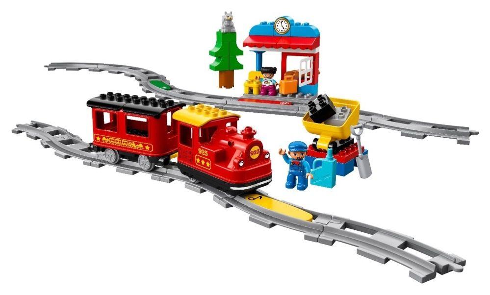LEGO® DUPLO® Steam Train image 7