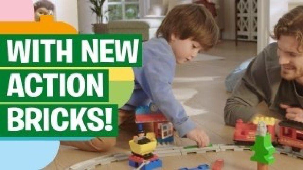 LEGO® DUPLO® Steam Train image 8