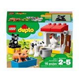 LEGO® DUPLO® Farm Animals image 1