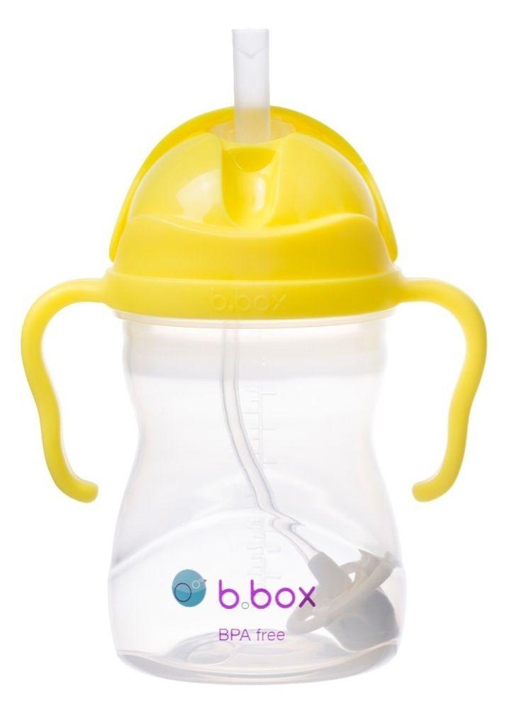B.Box Sippy Cup Gen2 Lemon image 1