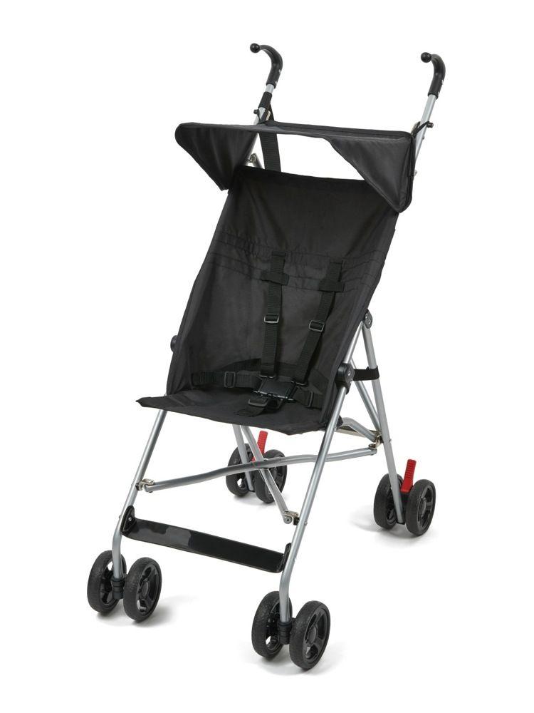 4Baby Everyday Stroller Black