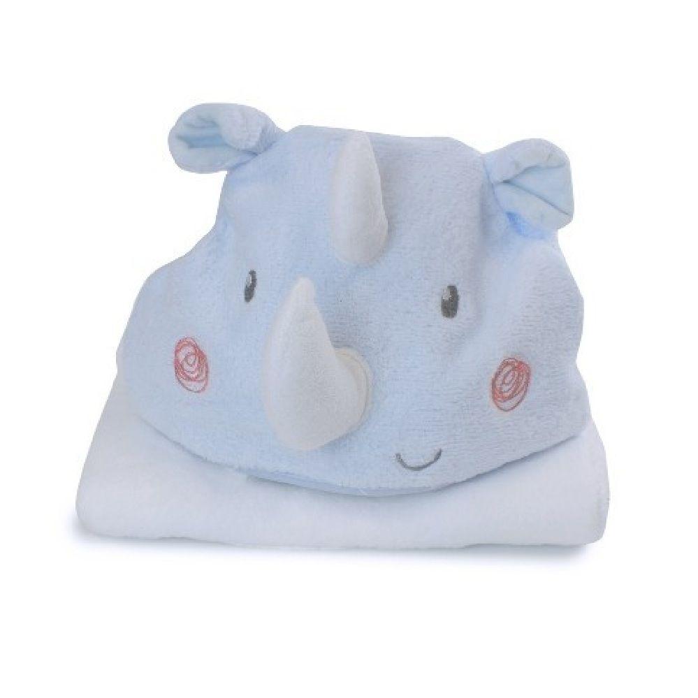 Bubba Blue Rhino Run Novelty Bath Towel