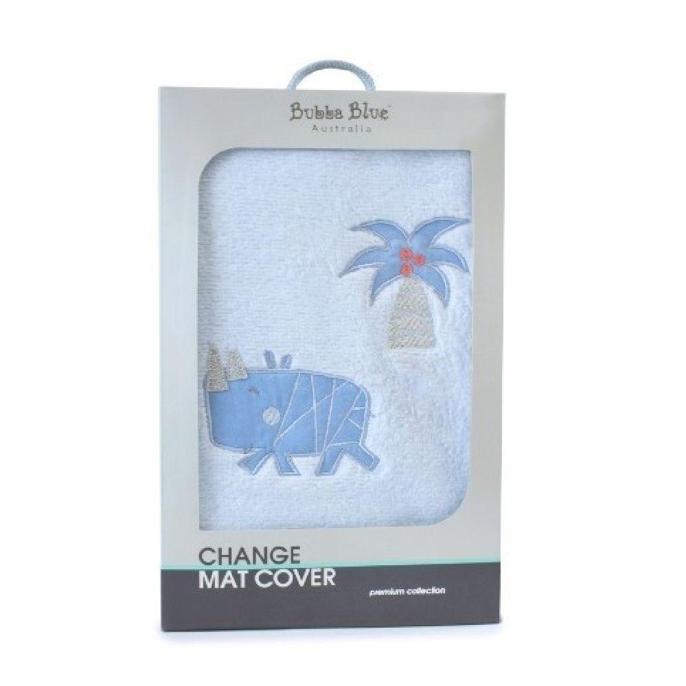 Bubba Blue Rhino Run Change Pad Cover image 1