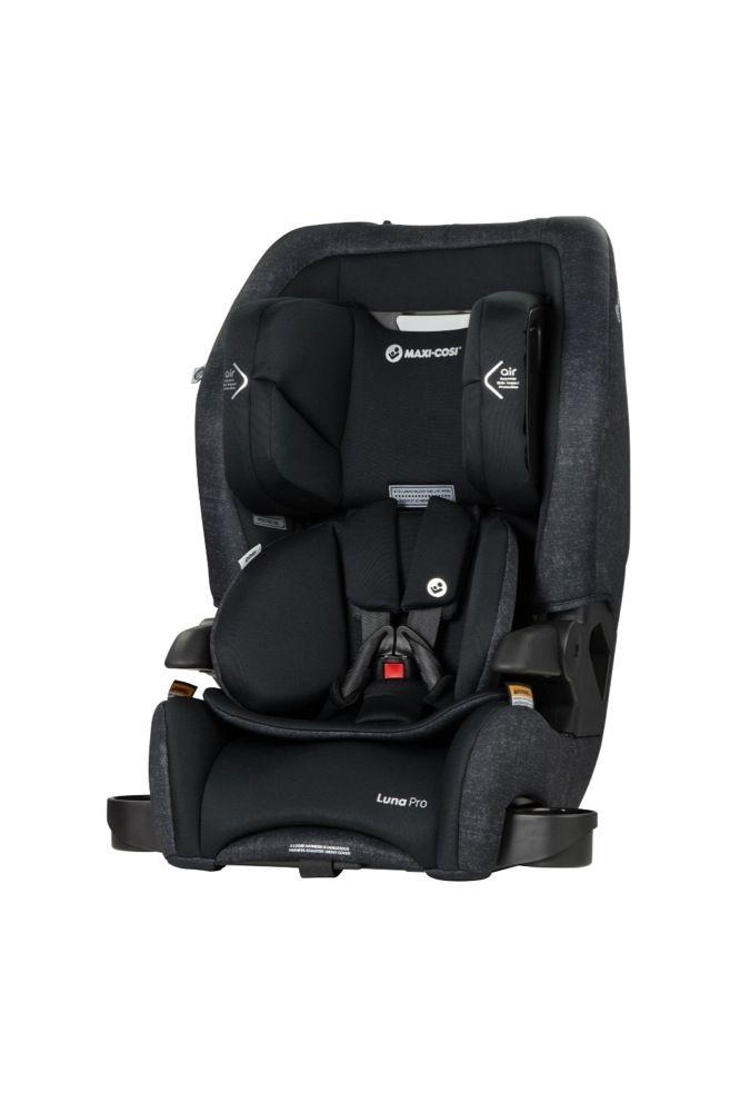 Maxi Cosi Luna Pro Harnessed Car Seat Nomad Black image 1