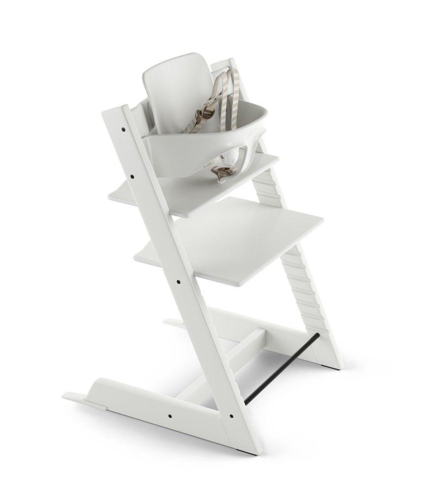Stokke Tripp Trapp Baby Set - White image 0