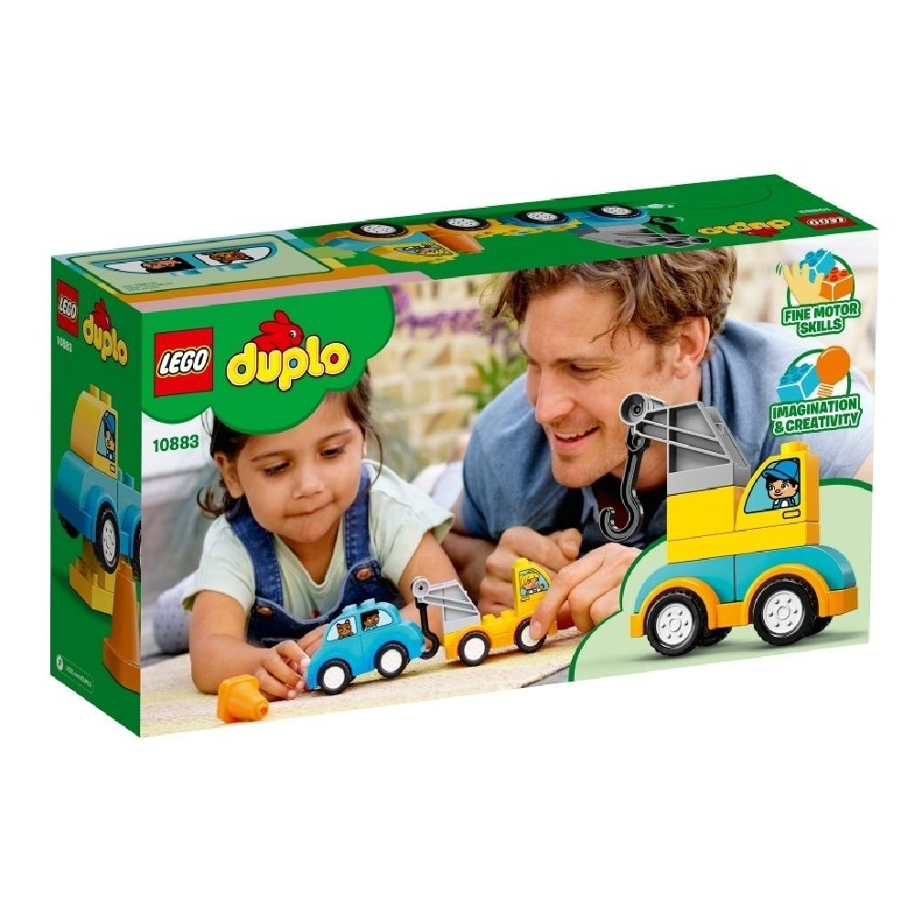 LEGO® DUPLO® My First Tow Truck image 1