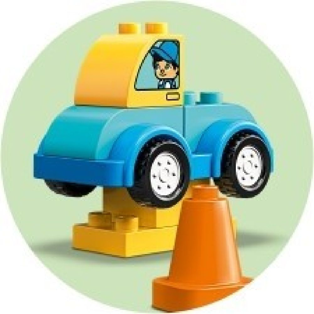 LEGO® DUPLO® My First Tow Truck image 2