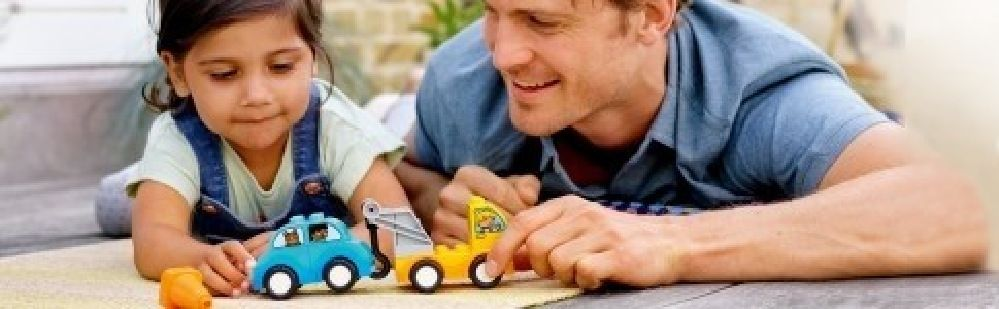 LEGO® DUPLO® My First Tow Truck image 4