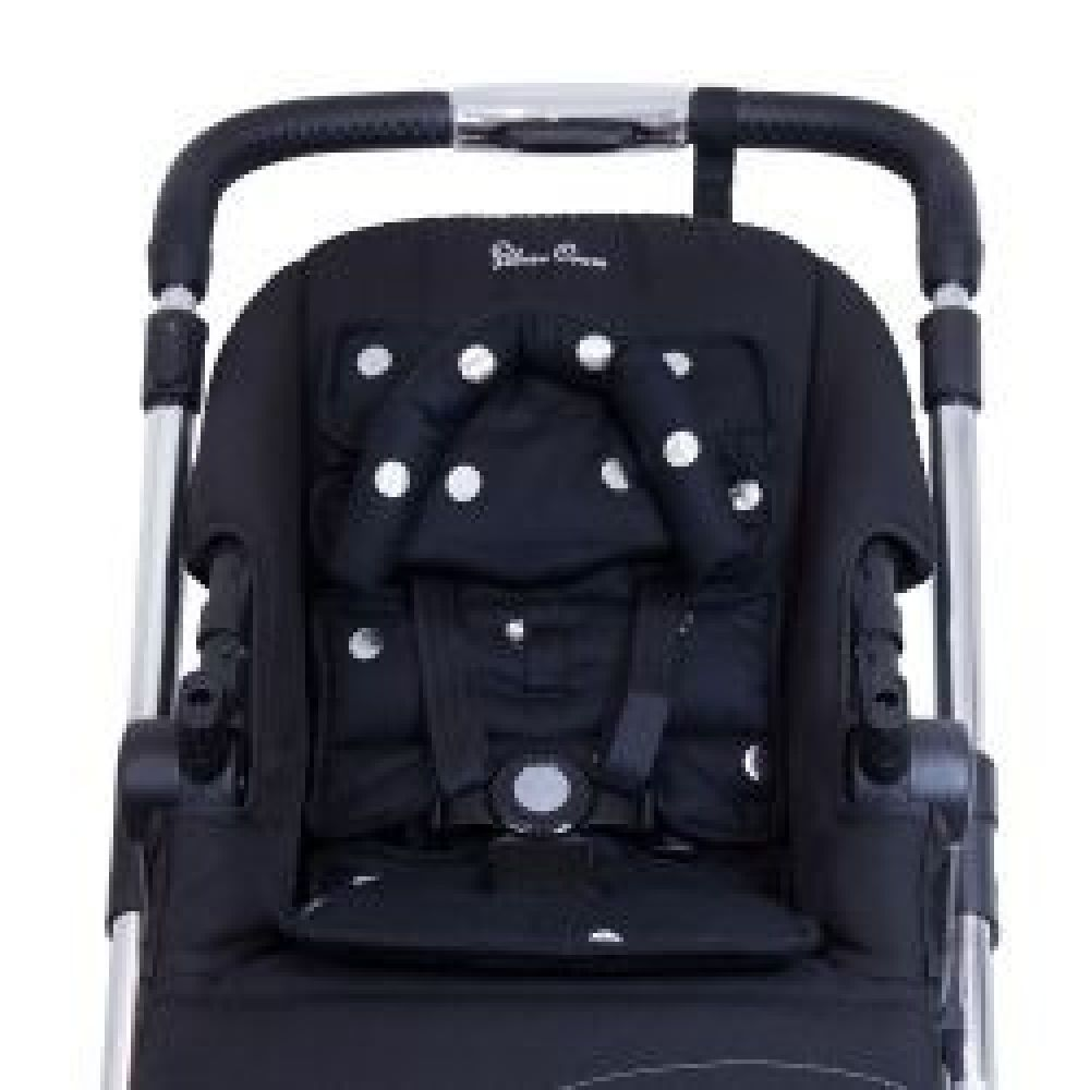 Outlook Gf Mini Liner Black With Silver Spots image 0