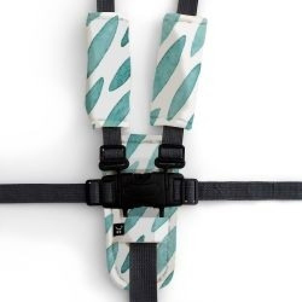 Outlook Ae Harness Cover Teal Drops