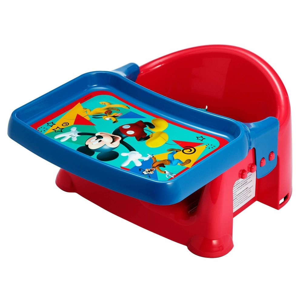 First Years Mickey Mouse 3 In 1 Feeding Booster Seat