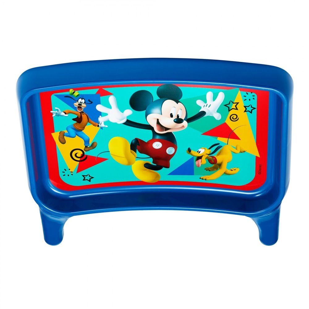 First Years Mickey Mouse 3 In 1 Feeding Booster Seat image 1