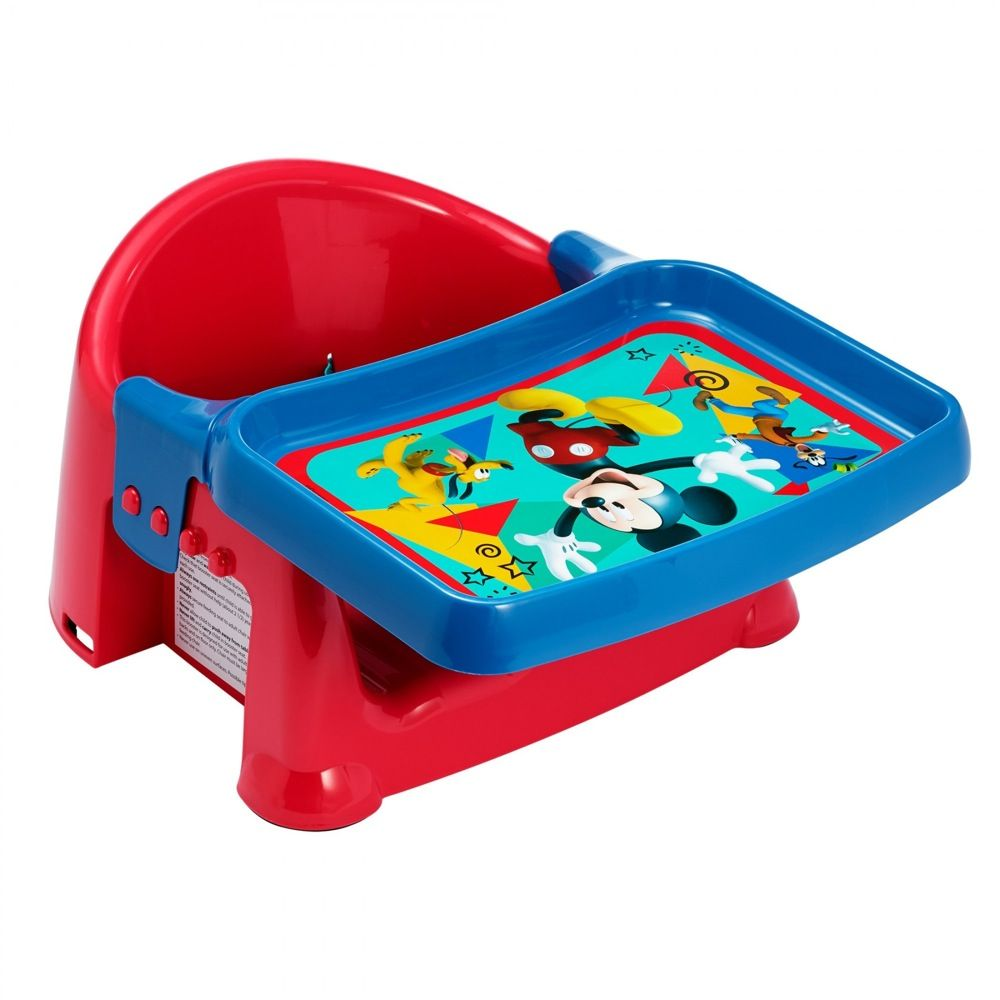 First Years Mickey Mouse 3 In 1 Feeding Booster Seat image 2