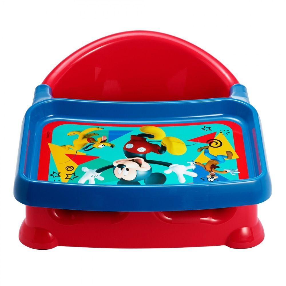 First Years Mickey Mouse 3 In 1 Feeding Booster Seat image 4