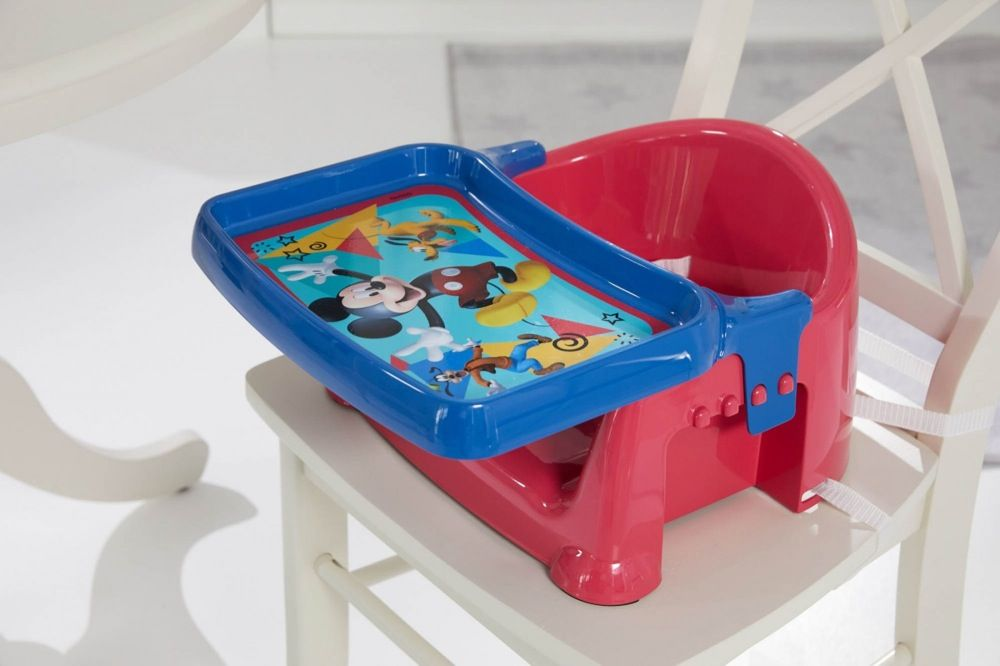 First Years Mickey Mouse 3 In 1 Feeding Booster Seat image 6
