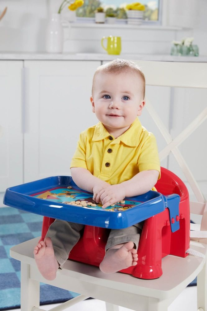 First Years Mickey Mouse 3 In 1 Feeding Booster Seat image 7