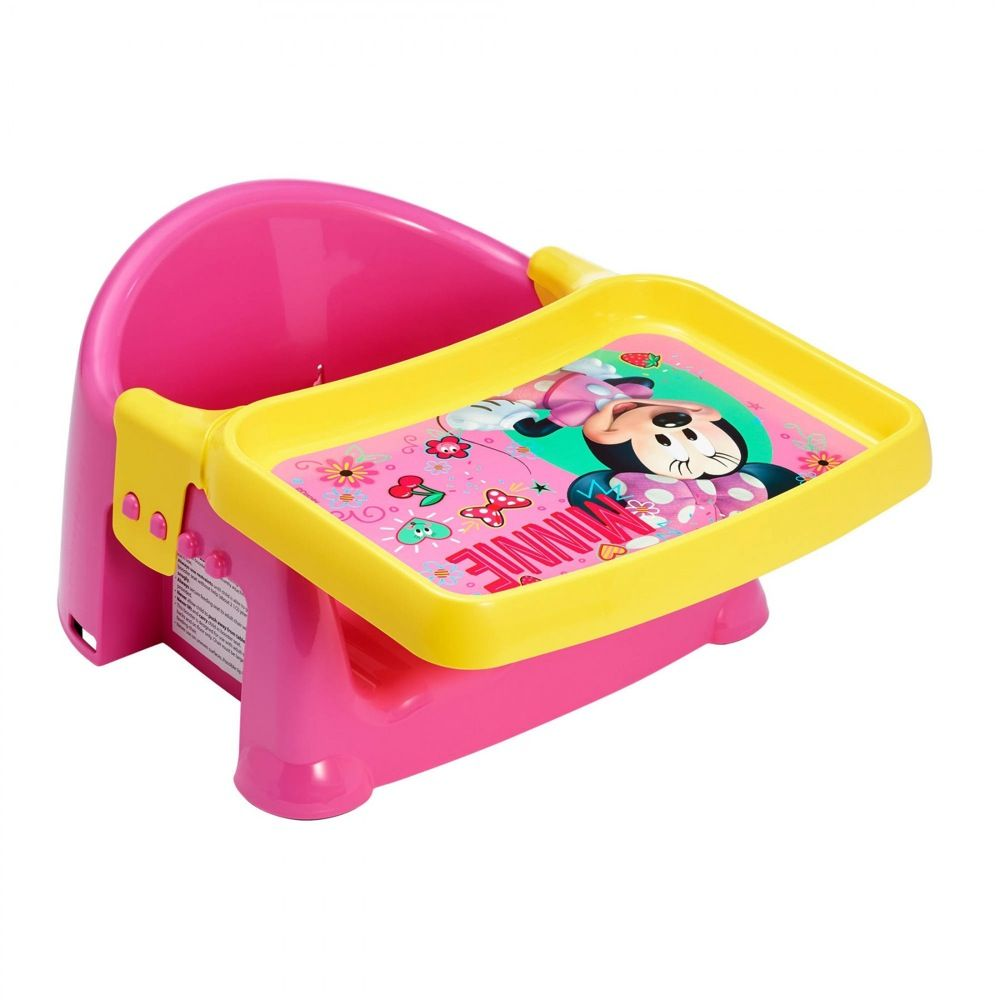 First Years Minnie Mouse 3 In 1 Feeding Booster Seat image 2