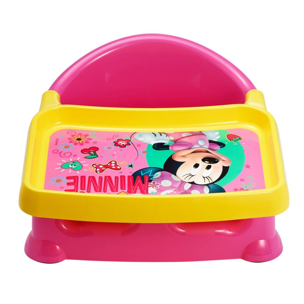 First Years Minnie Mouse 3 In 1 Feeding Booster Seat image 4