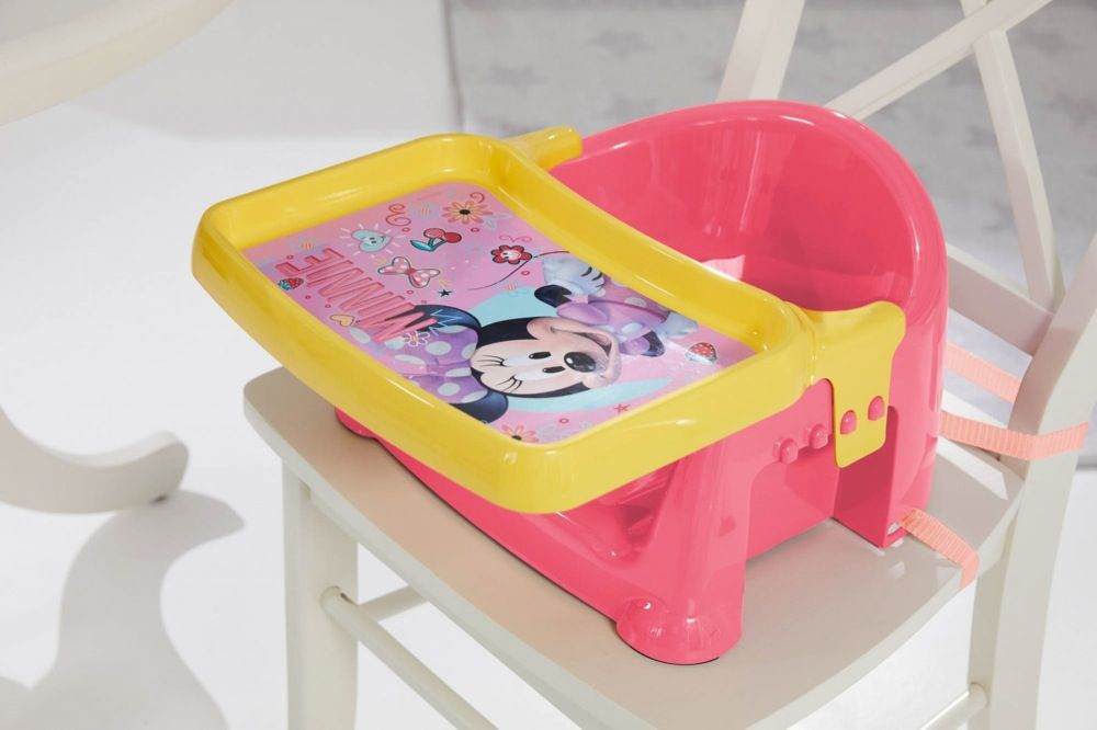 First Years Minnie Mouse 3 In 1 Feeding Booster Seat image 5
