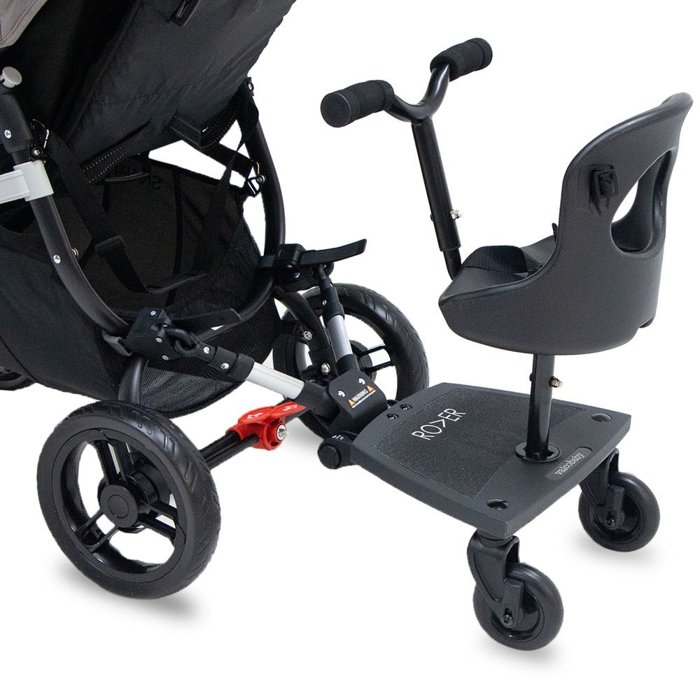 Valco Baby Rover Black image 2