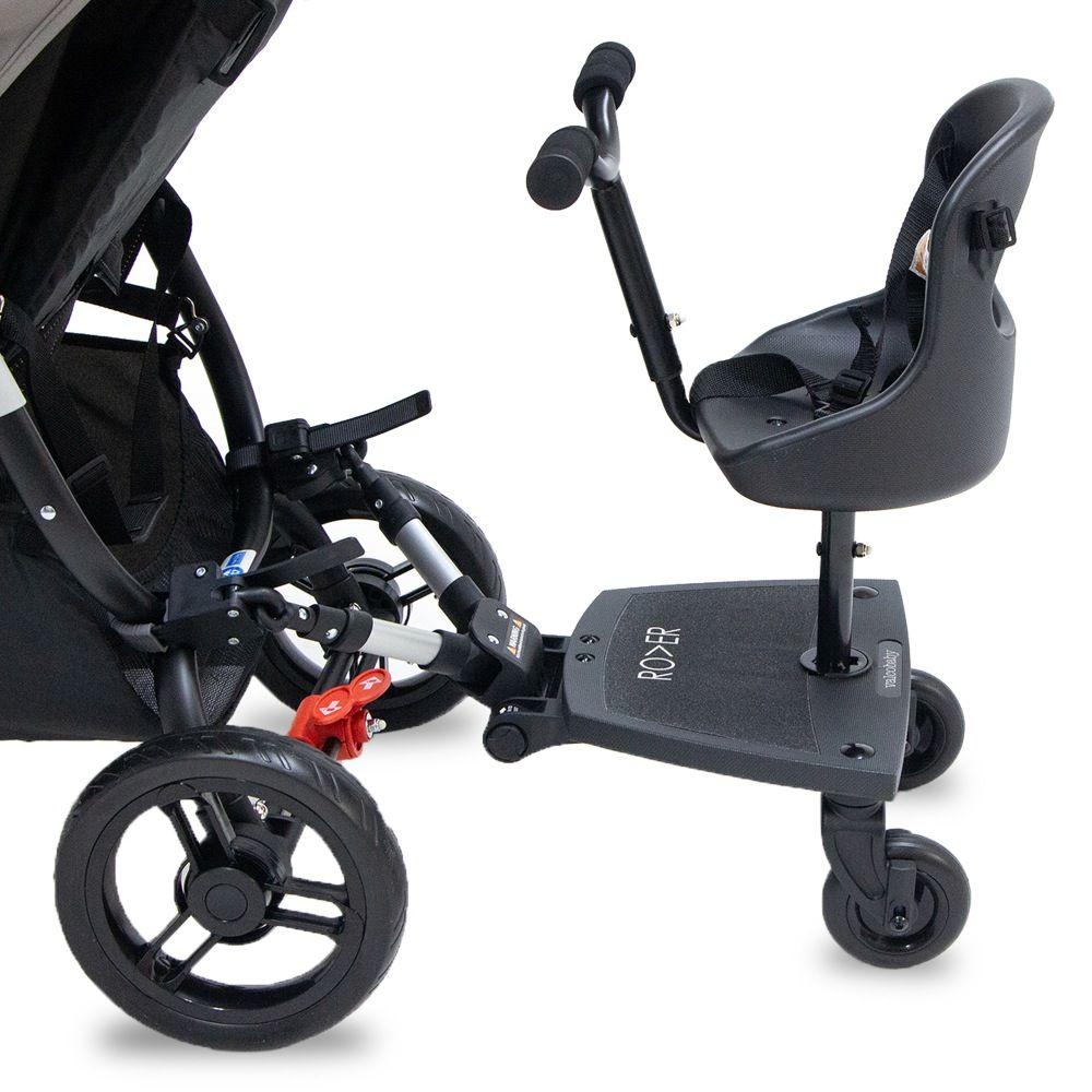 Valco Baby Rover Black image 3
