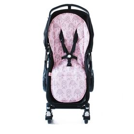 Bambella Pram Liner Pink Dreamcatchers