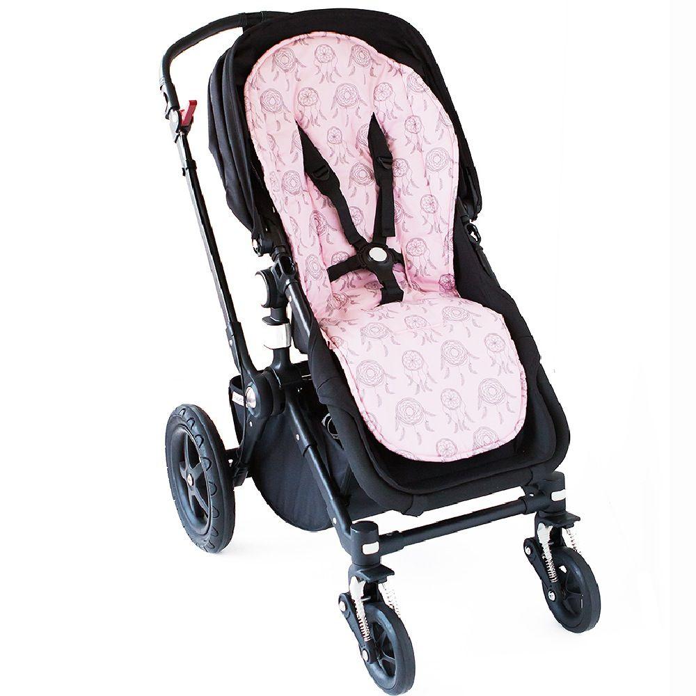 Bambella Pram Liner Pink Dreamcatchers image 2