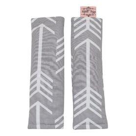 Bambella Harness Cover Grey Arrows