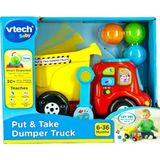 Vtech Put & Take Dumper Truck image 5