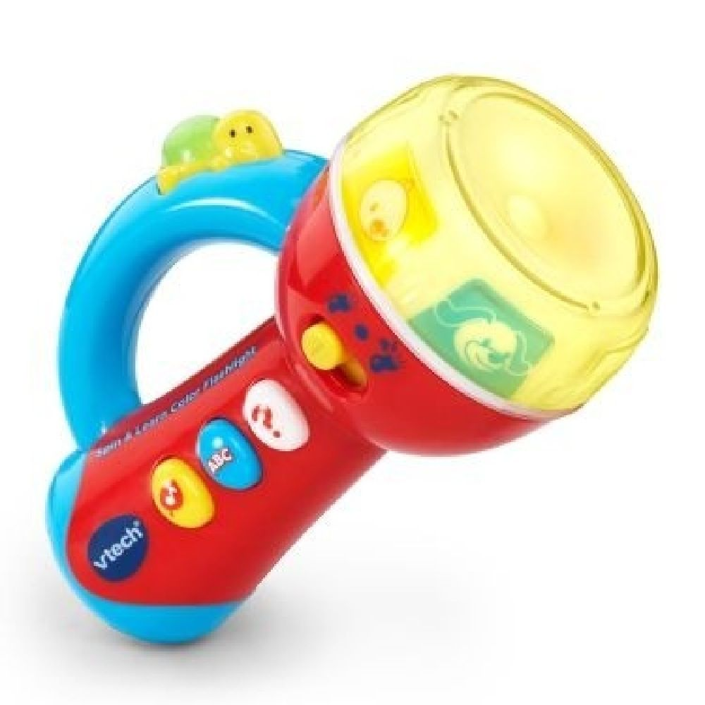 Vtech Spin & Learn Colours Torch image 2