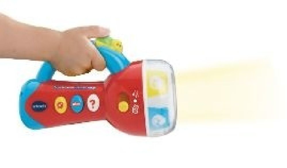 Vtech Spin & Learn Colours Torch image 4