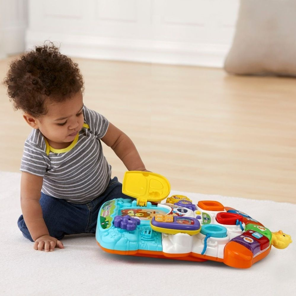 Vtech First Steps Baby Walker Yellow image 3