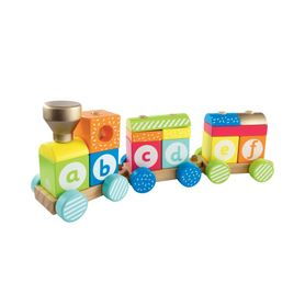 ELC Wooden Stacking Train