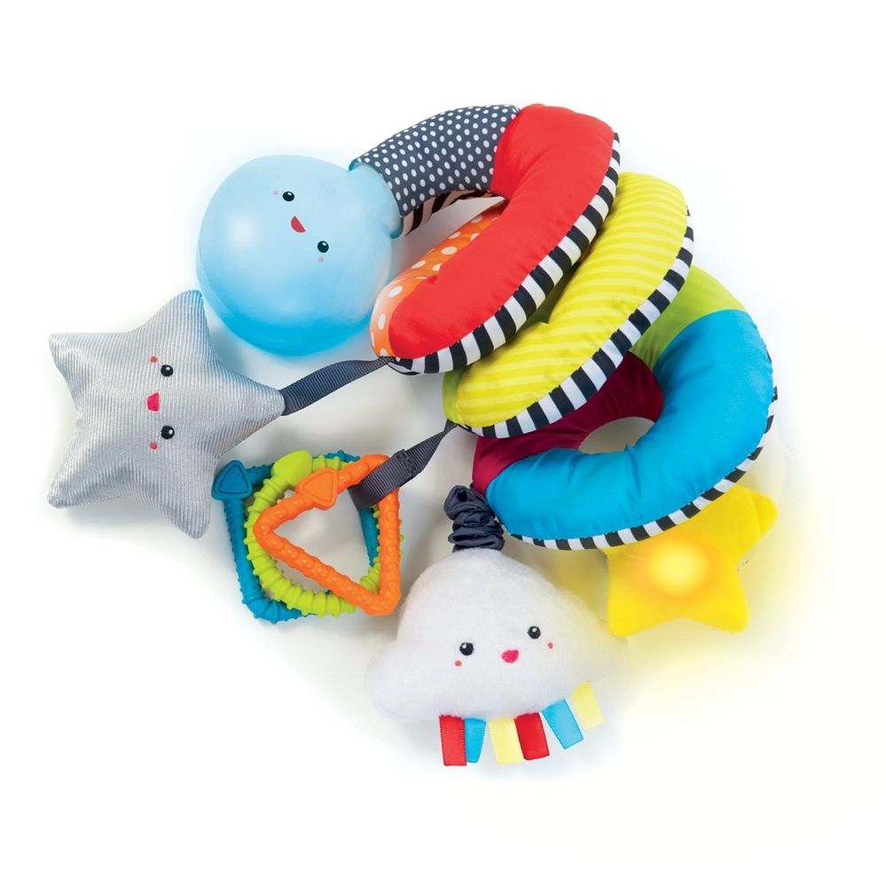 ELC Little Senses Glowing Spiral Toy image 0