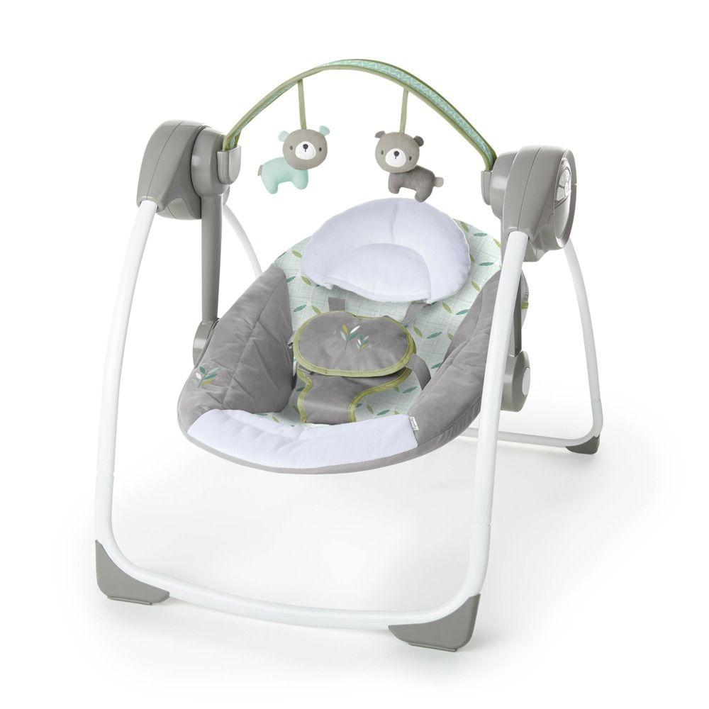 Ingenuity Comfort 2 Go Portable Swing Kendrick