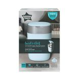 Tommee Tippee Twist & Click Nappy Disposal Unit - Cloud Blue image 2