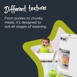 Tommee Tippee Baby Food Maker image 1
