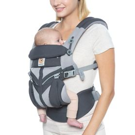 Ergobaby All Position Omni 360 Cool Air Mesh Carbon Grey