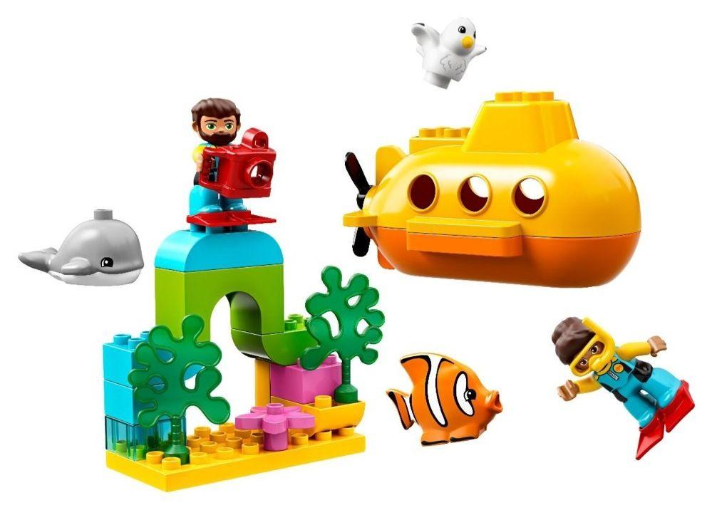 LEGO® DUPLO® Submarine Adventure