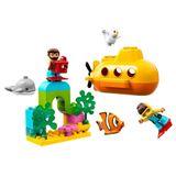LEGO® DUPLO® Submarine Adventure image 0