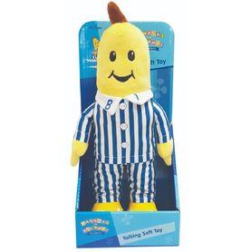 Bananas In Pyjamas Classic Talking Plush 30cm Assorted