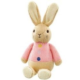 Beatrix Potter Flopsy Made With Love Plush