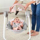 Ingenuity Comfort 2 Go Portable Swing Flora image 7